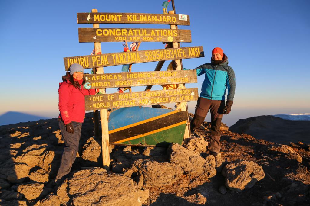 Kilimanjaro Hike 2019 with Kilimanjaro Brothers