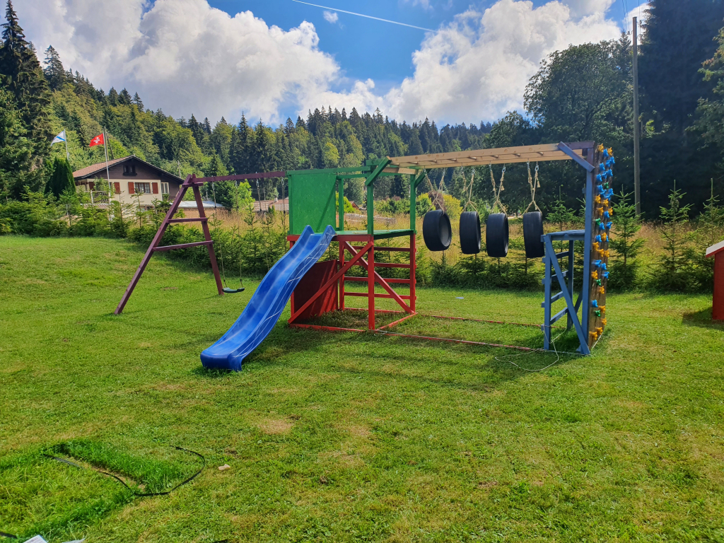 Covid Project: Playground for the kids.